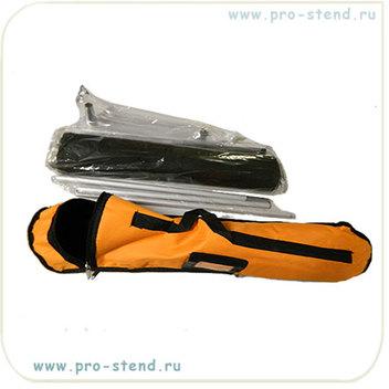 Матерчатая сумка для хранения и переноски буклетницы