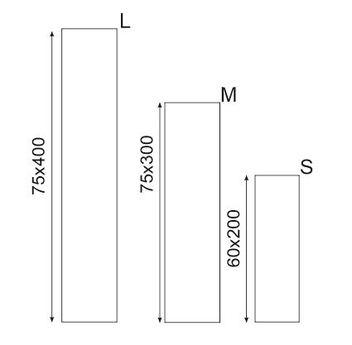 Размеры флагов - для подготовки макета