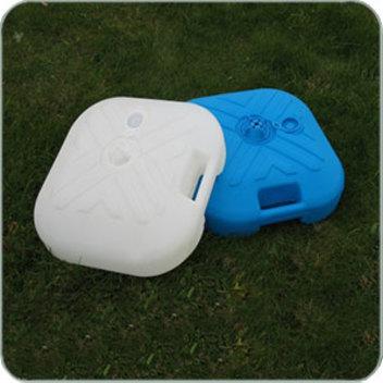 утяжелитель пластиковый водоналивной, для использования на улице
