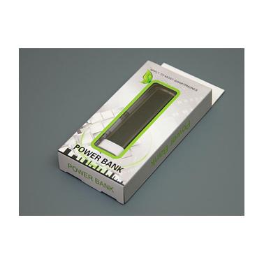 Экологичная коробочка надежно сохранит зарядное устройство