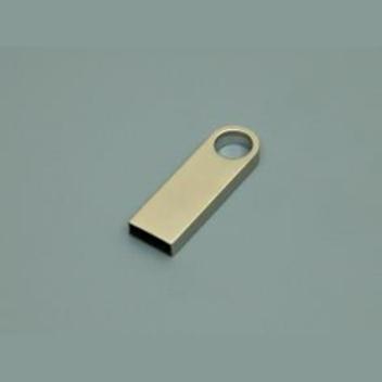 Флешка-брелок под логотип в технике тампопечати или лазерной гравировки