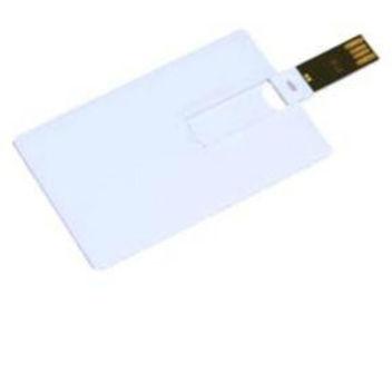 Флешка Card4 в виде кредитной карты для полноцветной печати