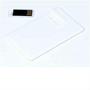 Флешка Card3 в виде кредитной карты для многоцветной печати с одной или с двух сторон