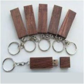 Экологически чистые деревянные флешки