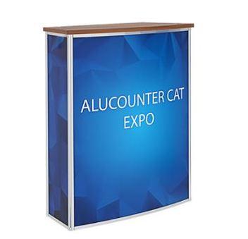 Промостойка ALUCOUNTER CAT EXPO.