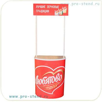 промостойки пластиковые для промо-акций