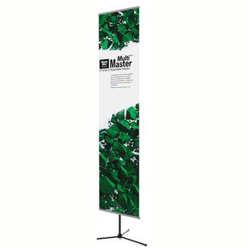 Очень высокий рекламный стенд, высота до 3-х метров