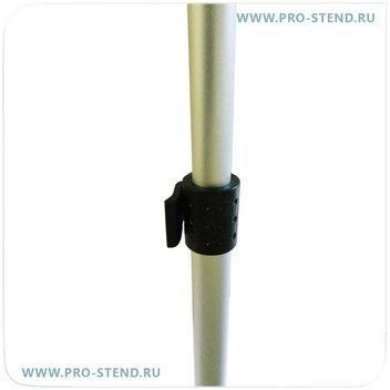 Телескопическая вертикальная опора стенда для регулировки высоты