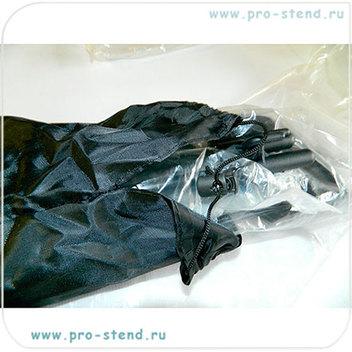 матерчатая (нейлоновая) сумка-чехол для стенда 60*160 и 120*200 см. тип А