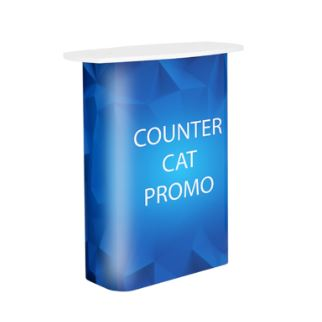 Main photo of Промостойка Counter Cat Promo