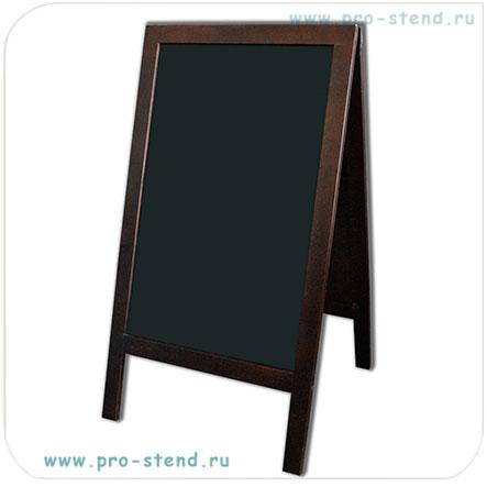 Main photo of Грифельный Штендер М-1В, М-1Н c большой меловой поверхностью