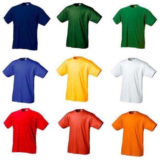 Main photo of Футболки цветные, с вашей надписью или картинкой